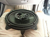 """Aftermarket speaker and PVC speaker adapter   from  <a href=""""http://www.car-speaker-adapters.com/items.php?id=SAK010""""> Car-Speaker-Adapters.com</a>"""
