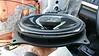 "Aftermarket speaker mounted to speaker adapter  from  <a href=""http://www.car-speaker-adapters.com/items.php?id=SAK095""> Car-Speaker-Adapters.com</a>"