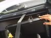 Removing rear seat panel
