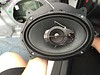 "Aftermarket speaker and speaker adapter  from  <a href=""http://www.car-speaker-adapters.com/items.php?id=SAK010""> Car-Speaker-Adapters.com</a>   ready to install"