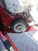 2008 Toyota corolla CE Front Speaker Installation - USA :