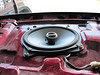 2006 Toyota Corolla LE Rear Speaker Installation - USA : Alpine SPE-6090 speakers installed