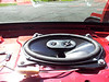 "2010 Toyota Corolla Rear Deck Speaker Installation - USA : JBL GT6-69  6x9"" speakers installed"
