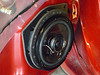 """Aftermarket speaker fitted to speaker adapter ring from   <a href=""""http://www.car-speaker-adapters.com/items.php?id=SAK036""""> Car-Speaker-Adapters.com</a>"""