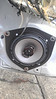 2008 Toyota Corolla Ascent Front Speaker Installation - Australia : Kenwood KFC-E1662 speakers installed