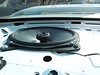 2011 Corolla Type S Rear Deck Speaker Installation - USA : Alpine Type R 6x9 Speakers Installed