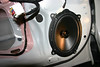 "Aftermarket speaker and speaker adapter brackets    from  <a href=""http://www.car-speaker-adapters.com/items.php?id=SAK037""> Car-Speaker-Adapters.com</a>   installed"