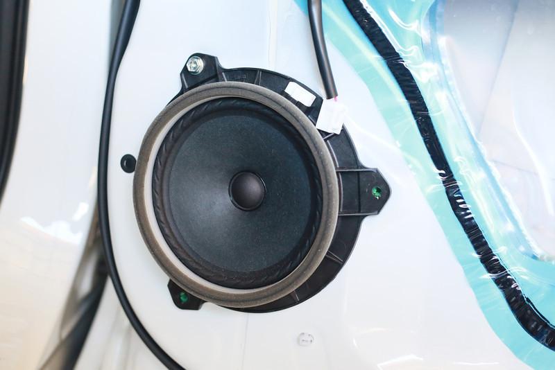 Stock speaker