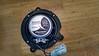 "Aftermarket speaker mounted to speaker adapter  from  <a href=""http://www.car-speaker-adapters.com/items.php?id=SAK106""> Car-Speaker-Adapters.com</a>    (rear view)"