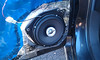 """Infinity Reference X REF-6502ix installed in speaker adapter   from  <a href=""""http://www.car-speaker-adapters.com/items.php?id=SAK036""""> Car-Speaker-Adapters.com</a>"""