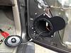 """Aftermarket speaker wired.   Speaker adapter bracket  from  <a href=""""http://www.car-speaker-adapters.com/items.php?id=SAK098""""> Car-Speaker-Adapters.com</a>   installed on door."""