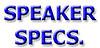 "JBL GTO638 specifications:<br /> <br /> Type 6-1/2"" • 6-3/4"" 3-Way<br /> Power Handling, RMS (watt) 60<br /> Power Handling, Peak (watt) 180<br /> Frequency Response 50Hz – 21kHz<br /> Nominal Impedance (ohm) 2<br /> Sensitivity (2.83V@1m) 92dB<br /> External Diameter (mm) 159<br /> Mounting Cutout Diameter (mm) 133<br /> Mounting Depth (mm) 52<br /> External Diameter (in) 6-1/4<br /> Mounting Cutout Diameter (in) 5-1/4<br /> Mounting Depth (in) 2-1/16"