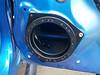 "Speaker adapter bracket  from  <a href=""http://www.car-speaker-adapters.com/items.php?id=SAK036""> Car-Speaker-Adapters.com</a>   installed"