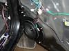 "Speaker adapter brackets   from  <a href=""http://www.car-speaker-adapters.com/items.php?id=SAK010""> Car-Speaker-Adapters.com</a>   installed"