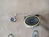 Factory speaker and tweeter removed