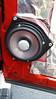 "Sound deadener, aftermarket speaker, and speaker adapter   from  <a href=""http://www.car-speaker-adapters.com/items.php?id=SAK036""> Car-Speaker-Adapters.com</a>   installed on door"