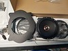 "Left: Speaker adapter  from  <a href=""http://car-speaker-adapters.com/items.php?id=SAK010""> Car-Speaker-Adapters.com</a>   <br> Right:  Aftermarket speaker"