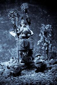 Dwarven Holy Anvil