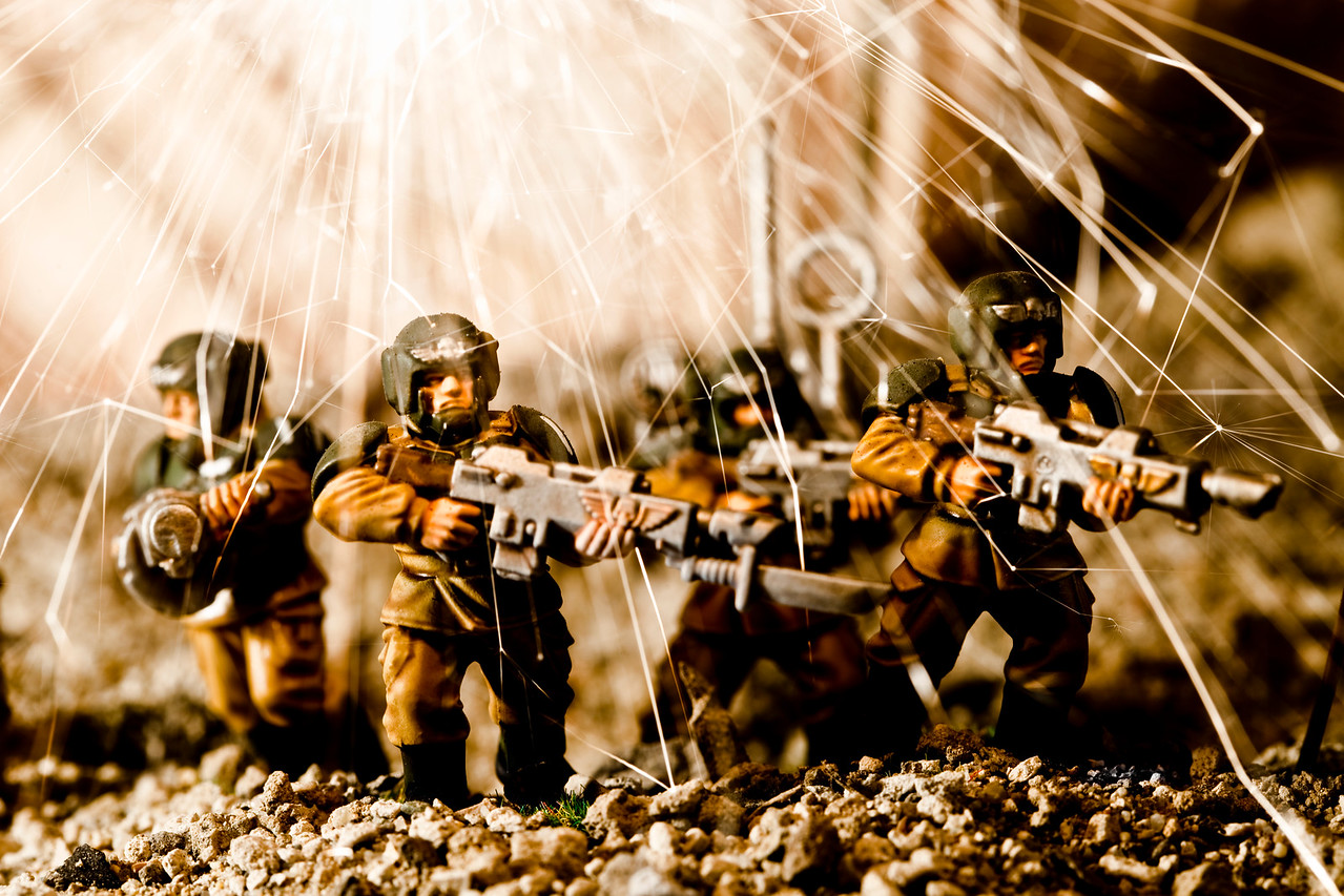 Modern Battle Field