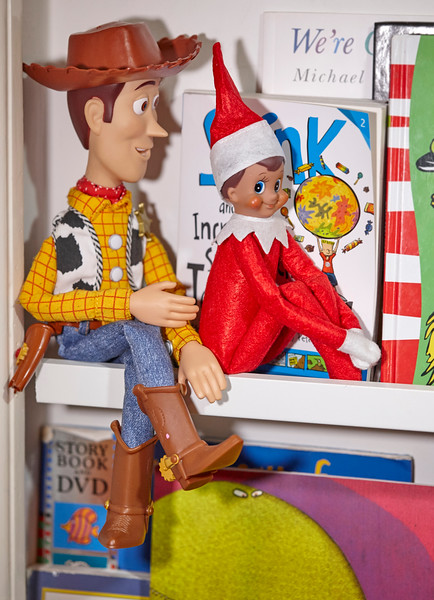 Move over Woody there's a new Elf in town...