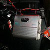 Boss r800 Marine Amp Install