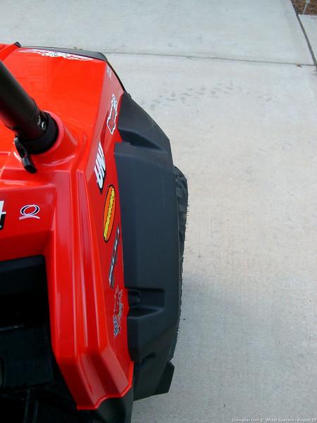 "DuneGear.com 2"" T6061 Billet Wheel Spacer Front Right"
