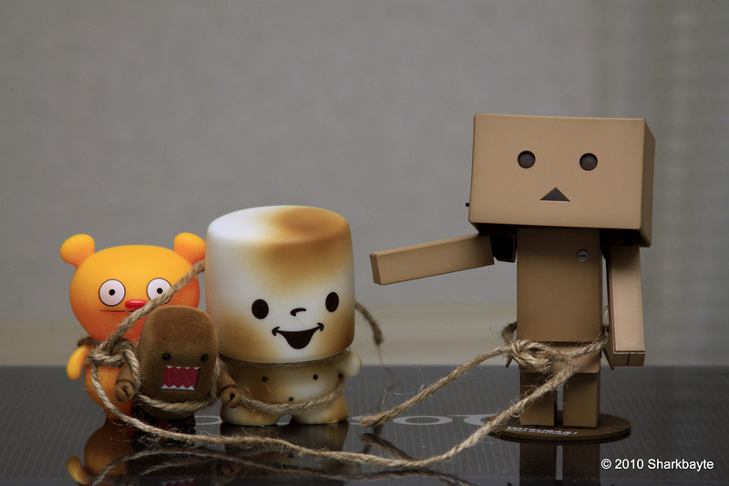 Hurricane Prep 101-Secure and Tie down anything loose. BUT NOT YOUR BROTHERS DANBOARD!!! #365Project Day 245 (2010.09.02) @sharkbayte