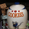 Day 143-Caught with his hand in the cookie jar!! #365Project (2010.05.23) I heard a noise coming from the kitchen in the middle of the night, as I turned on the light to see, this is what I found. 100.0m f/22.0 1/250s ISO: 400 @sharkbayte