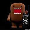 Domo says he'll be the one to handle the other walkie talkie. After the other night's experience with a dead chair outside and no one hearing my calls for help for a long while. I decided I needed something more. Day 345 (2010.12.11) #365Project @sharkbayte