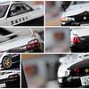 AutoArt Police WRX & R32
