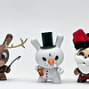 Merry Christmas! - Dec. 24, 2011:<br /> Chuckboy the naughty reindeer, Crusty the snowman and Saner Burgler is playing Santa. This should be interesting.