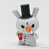 """Oh Crusty the snowman was a very happy soul…what's that? it's Frosty the snowman? Oh okay I can tell you for sure this guy is no Frosty. He smokes, drinks and yells, """"Happy Stupid Holidays"""" to everyone that passes by."""