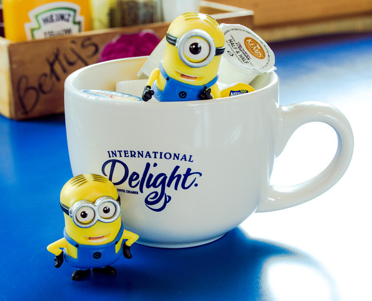 International Delight Minions