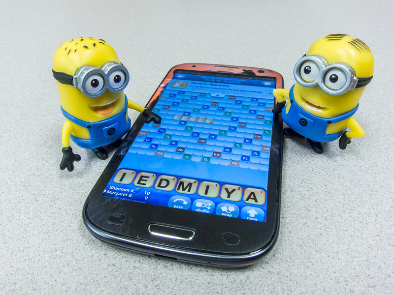 Words With Minions