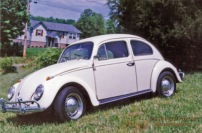 1962 Volkswagen Type One