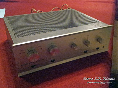 Dynaco SCS-35 Integrated Amplifier