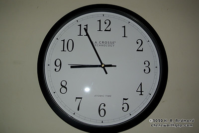 The Radio Controlled Clock