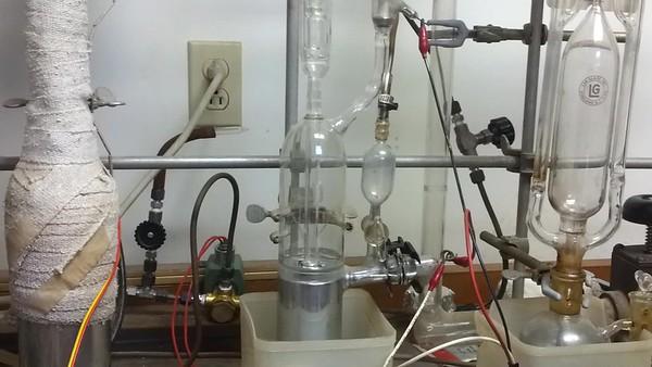 The Toepler Vacuum Pump