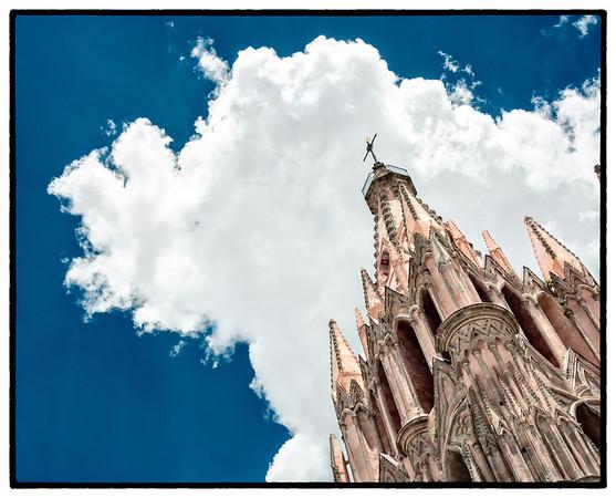 San Miguel de Allende.