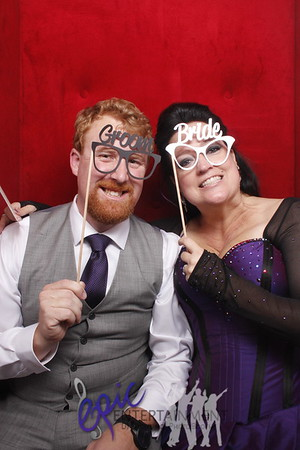 Trace & Red's Wedding