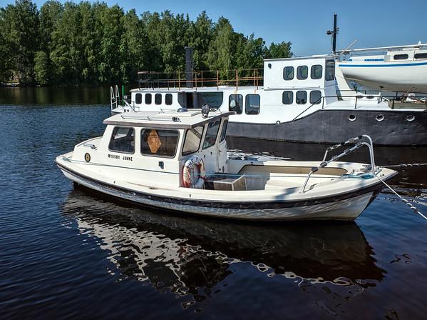 Myrsky Janne Named Boat