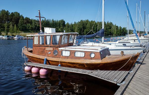 Ship Named Leisku
