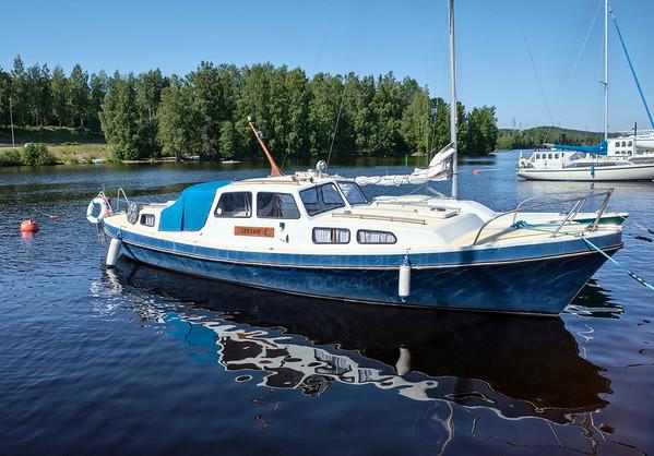 Sputnik Named Boat
