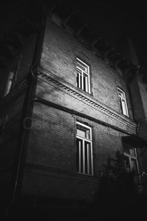 Lielahti At Night I (Lielahti Mansion)