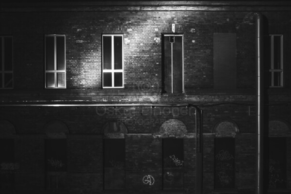 Lielahti At Night III (Factory)