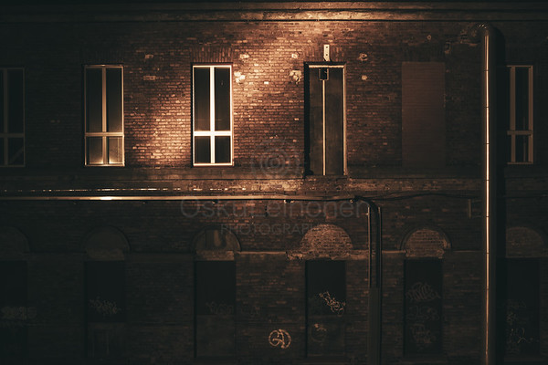 Lielahti At Night IV (Factory)