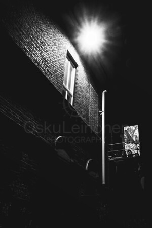 Lielahti At Night II (Factory)