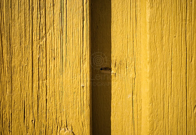 Yellow Painted