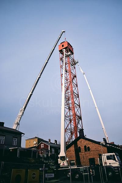 Pispala Shot Tower