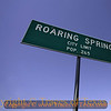 Title:   Roaring Springs City Limits<br /> <br /> Comments: <br /> <br /> Location: Roaring Springs, Texas